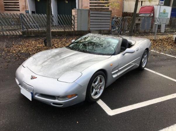 CHEVROLET Corvette Auto