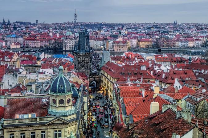 Weekend Praga Tour